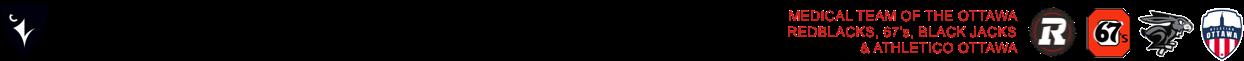 Carleton Sport Medicine Clinic Logo